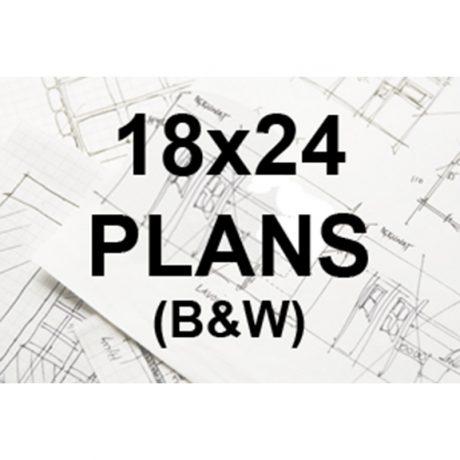 18×24 blueprint