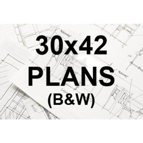 30×42 plans