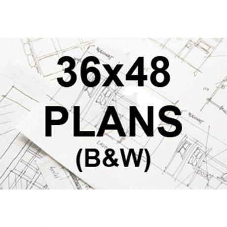 36×48 plans