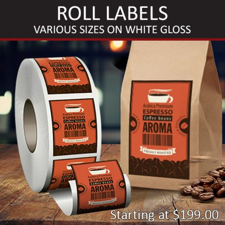 ROLL LABELS – Full Color