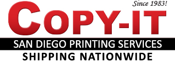 Copy-It - San Diego Printing Services