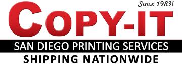Copy-It - San Diego Printing Services